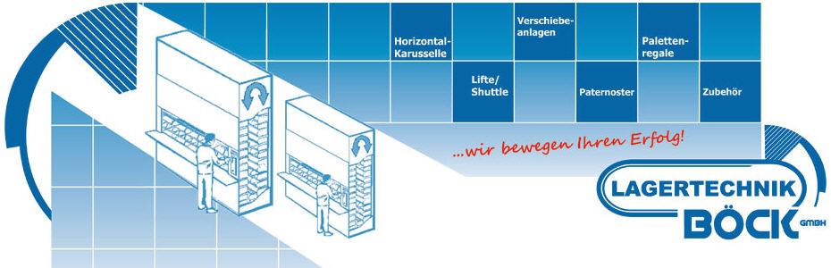 Lagertechnik Böck - LB Bibertal